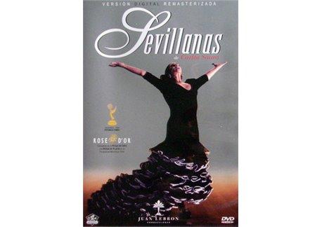 Sevillanas. DVD Pal
