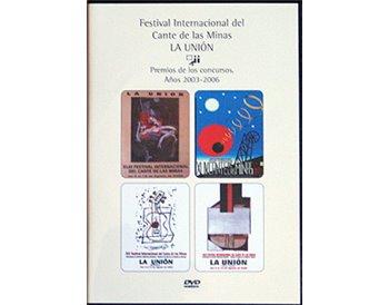 Premios concursos 2003 a 2006. doble DVD
