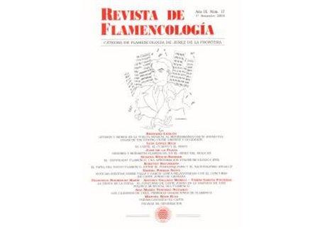 Revista de Flamencología. Año IX. núm 17 1º sem 2003