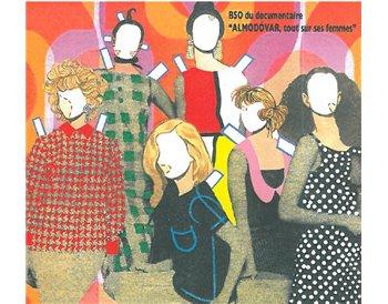 Almodóvar, tout sur ses femmes - BSO du documentaire (CD)