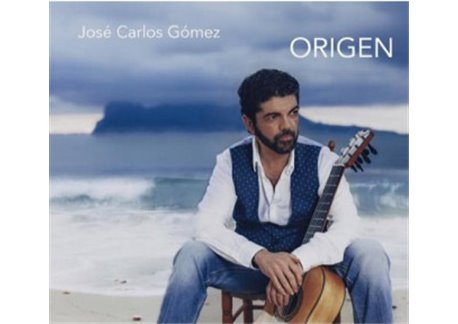 José Carlos Gómez - Origen (CD)