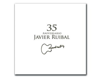 35 Aniversario. Javier Ruibal. 2CD + 2 DVD