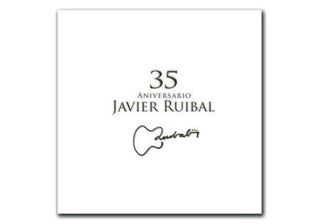 35 Aniversario. Javier Ruibal. 2CD + 2 DVD
