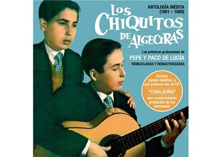 Los Chiquitos de Algeciras - Antología inédita (1961-1988) 2 CDs