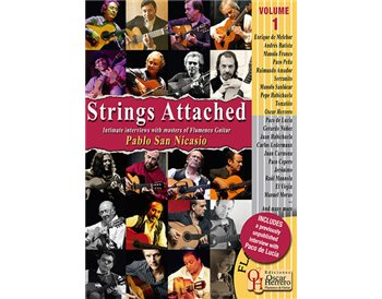 STRINGS ATTACHED (Vol.1) - Contra las cuerdas v.1 (english)