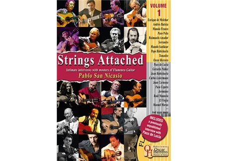 STRINGS ATTACHED (Vol.1) - Contra las cuerdas v.1 (english)