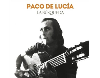 Paco de Lucía - La Busqueda ed. Box Set Super Deluxe - 3CD + DVD + Book