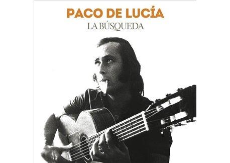 Paco de Lucía - La Busqueda ed. Box Set Super Deluxe - 3CD + DVD + Book