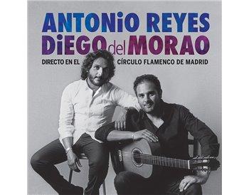 Antonio Reyes & Diego del Morao. Directo en el Circulo Flamenco de Madrid