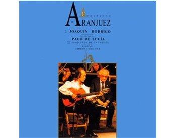 Paco de Lucía - Concierto de Aranjuez (Vinilo)