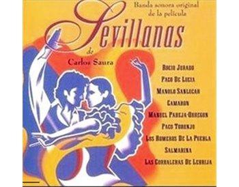 Sevillanas de Carlos Saura - B.S.O. (Vinyl)