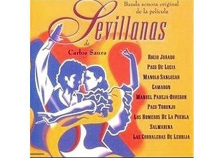 Sevillanas de Carlos Saura - B.S.O. (Vinilo)
