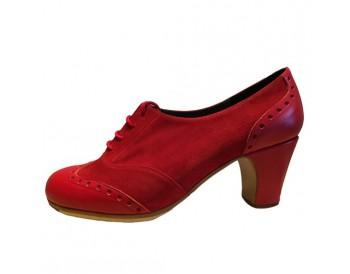 Zapatos de flamenco