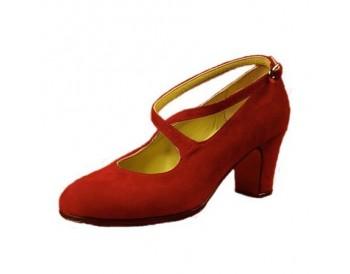 Zapatos de flamenco Zambra