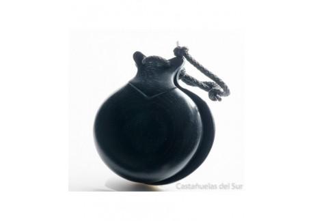 Castanet JOTA black cloth