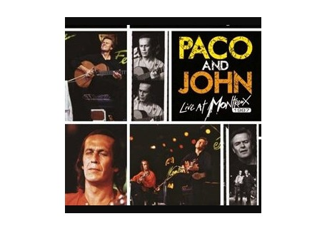 Paco And John. Live At Montreux 1987 (DVD + 2CD)
