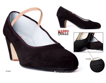 Zapato amateur