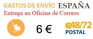 envío 1 euro