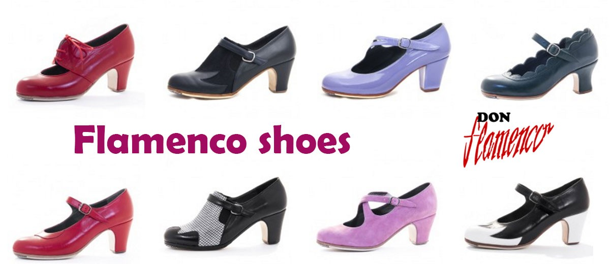 Flamenco Shoes Don Flamenco - New models