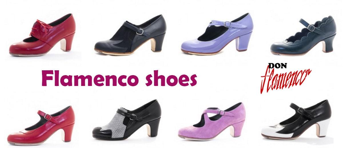 Flamenco Shoes Don Flamenco - New models