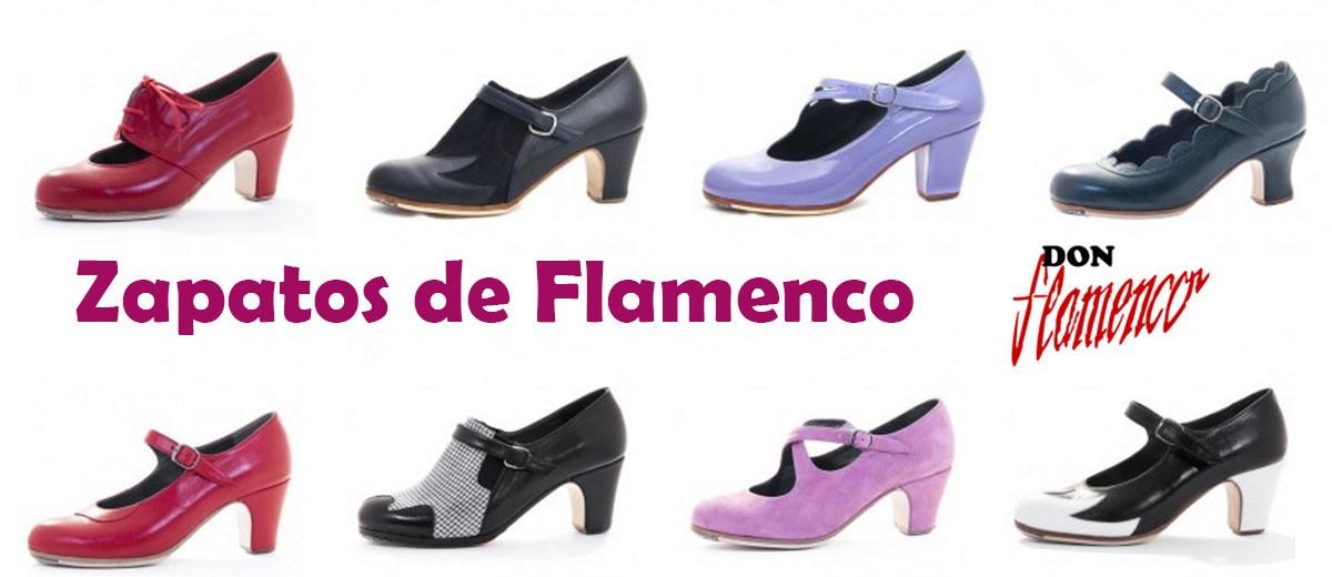 Zapatos Don Flamenco - Nuevos modelos
