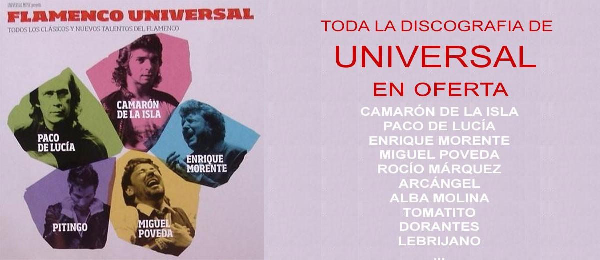 Flamenco es Universal - Offers